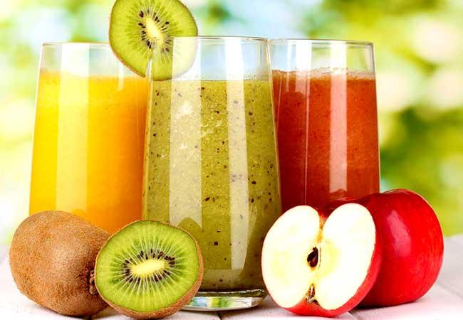 Полезные коктейли при диетическом питании