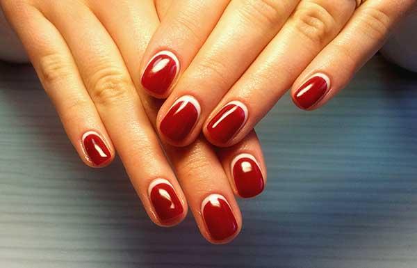 Как подобрать лак по форме ногтей