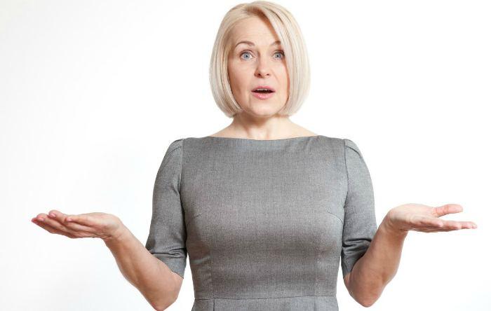 Возраст женщины после 40