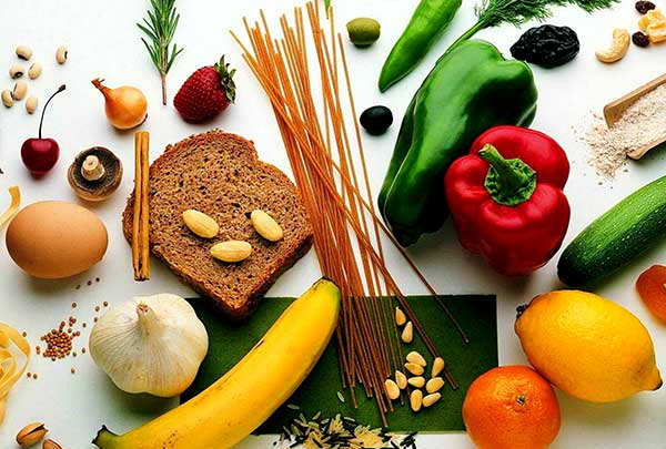 Здоровое питание после 40 лет