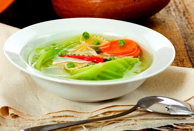 Диета на капустным супе