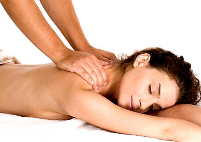 Расслабляющий массаж для тела