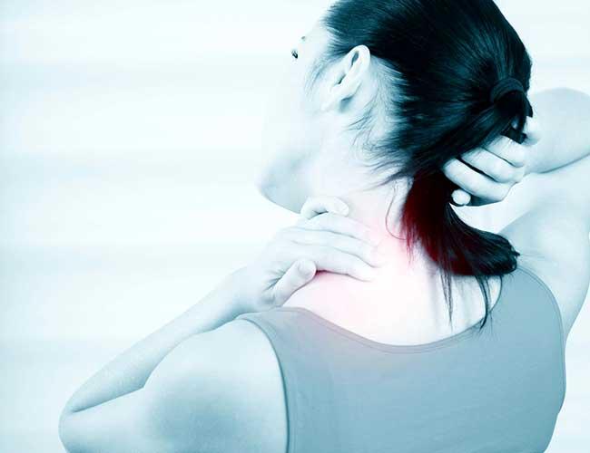 Техника расслабляющего массажа шеи