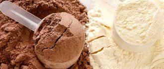 Протеин в спортивном питании
