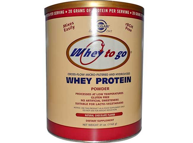 Натуральный протеин со вкусом шоколада