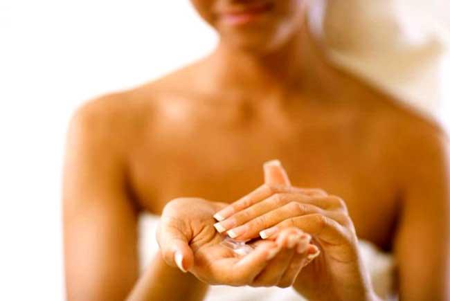 Эфирные масла для увеличения грудей