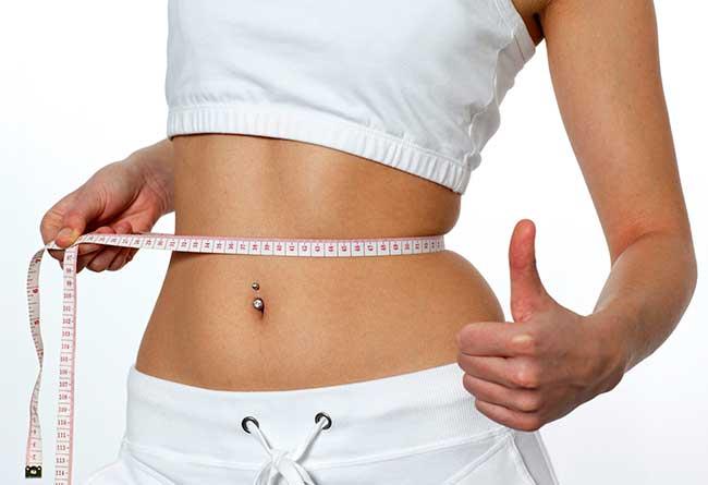 Результаты после семидневной белковой диеты