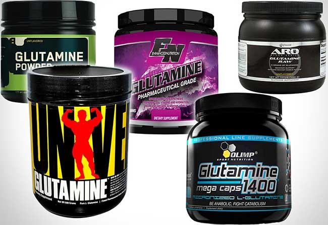 свойства глютамина