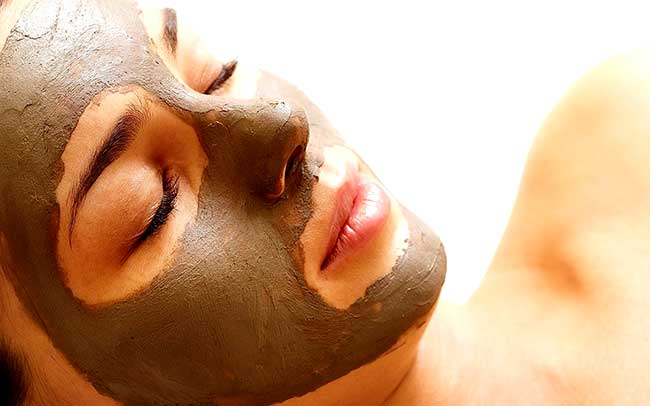 польза маски из глины для лица