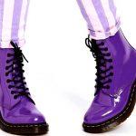 Женские ботинки Мартинсы (Dr.Martens)