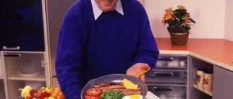 Доктор Аткинс и его диета