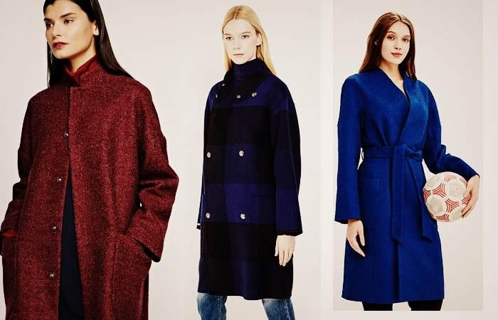 Пальто Оверсайз для женщин