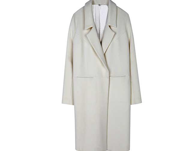 Женское пальто - оверсайз