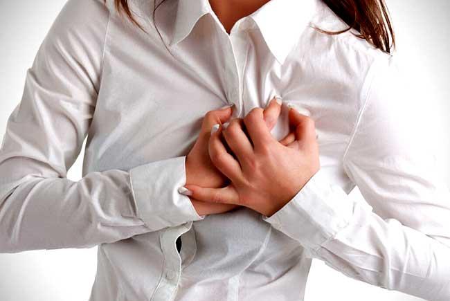симптомы при заболеваниях сердечно-сосудистой системы