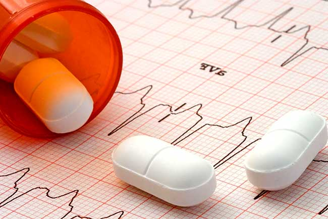 Медикаментозное лечение сердечно-сосудистых заболеваний