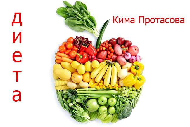 Диета Кима Протасова фото