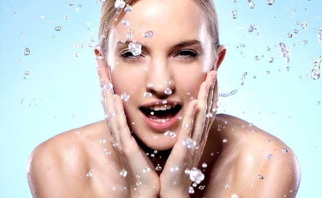 глубокое увлажнение кожи лица