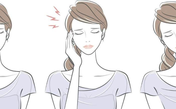 Симптомы при мигрени у женщин