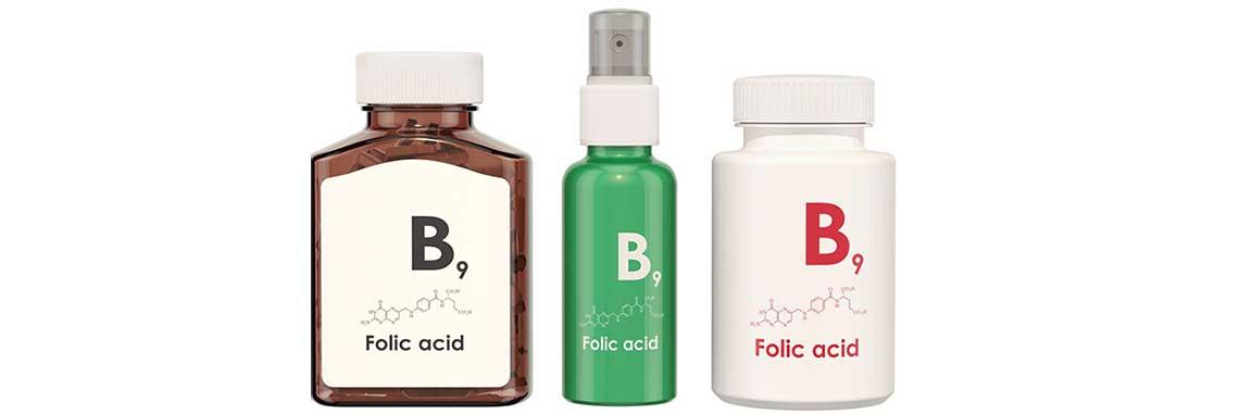 Фолиевая кислота - витамин В9