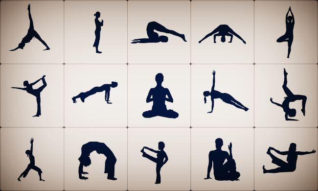 Йога для поддержания физической активности