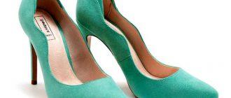 туфли женские на шпильках