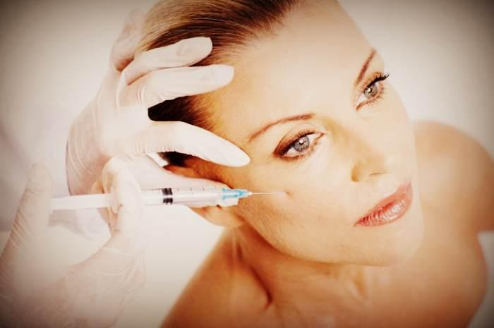 Гипергидроз головы и лица - лечение ботоксом