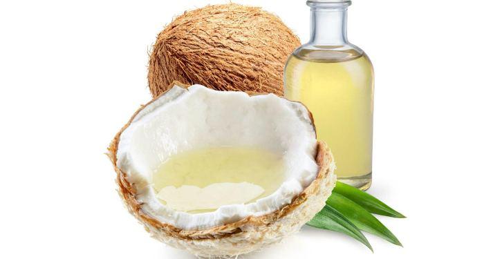 Эфирное кокосовое масло для лица