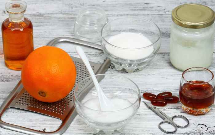Маски для лица из кокосового масла с другими ингредиентами