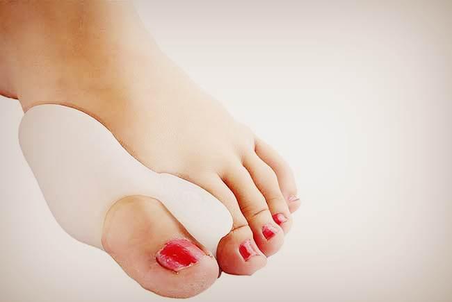 Корректор шишки на большом пальце ноги