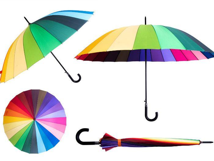 Женский зонтик от дождя