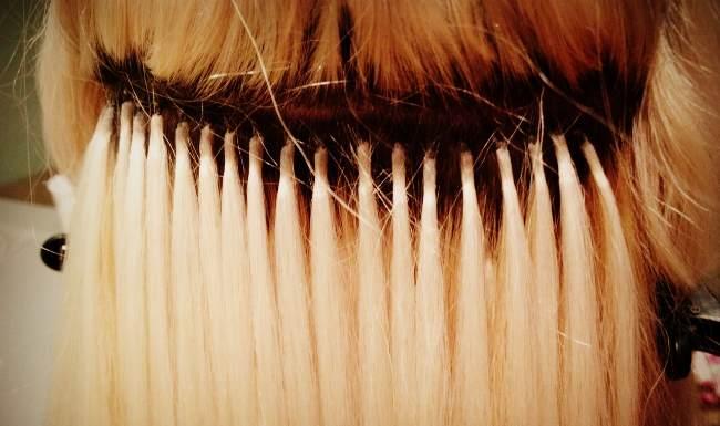 Как правильно ухаживать за наращенными волосы