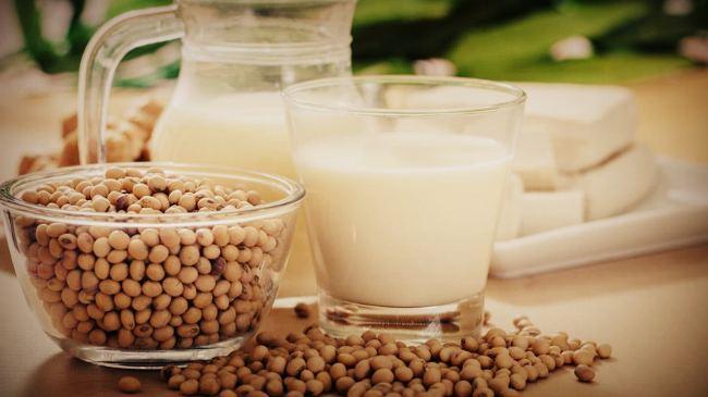Зерновое молоко