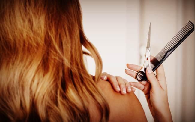 Этапы проведения восстановления волос