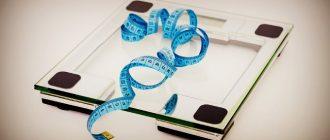 Электронные напольные весы для контроля массы тела