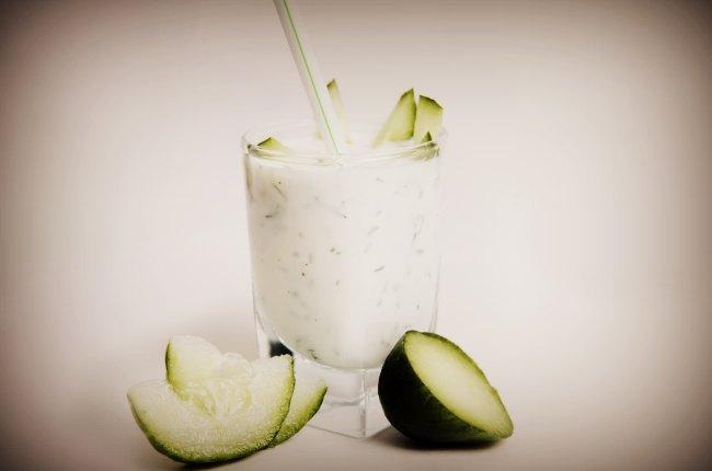Кефирно-огуречная диета для похудения
