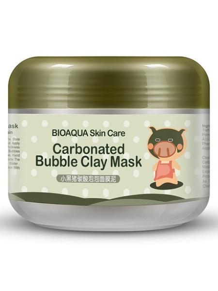 Очищающая кислородная маска на основе глины
