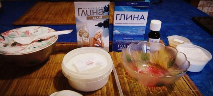 Приготовление альгинатной маски дома
