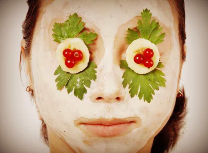 Рецепты банановой маски