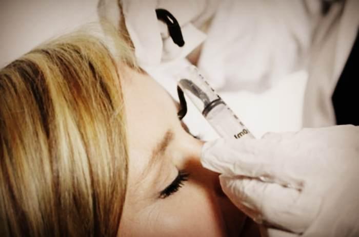 Гирудотерапия для омоложения лица
