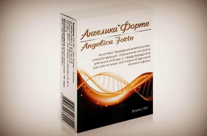 Ангелика Форте - БАД для повышения сексуальной активности активности у женщин