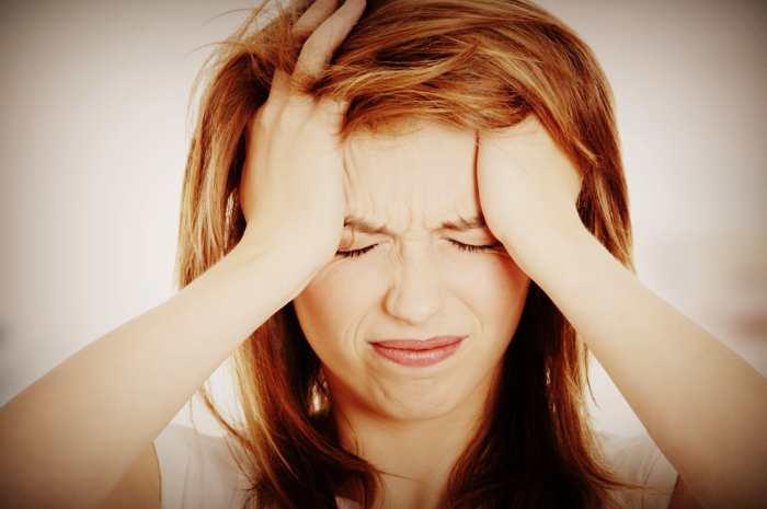 Стрессы у женщины часто приводят к уменьшению сексуальной активности
