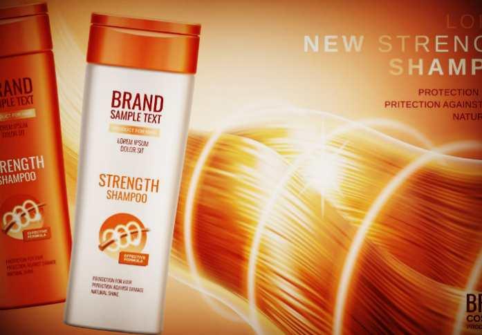 Шампунь для мытья волос