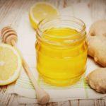Как похудеть с помощью имбиря, мёда и лимона