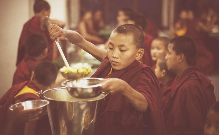 тибетское очищение