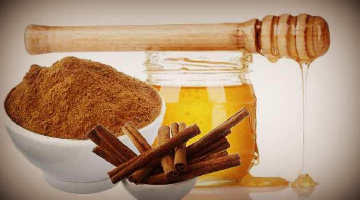Мёд с корицей в использовании маски для волос