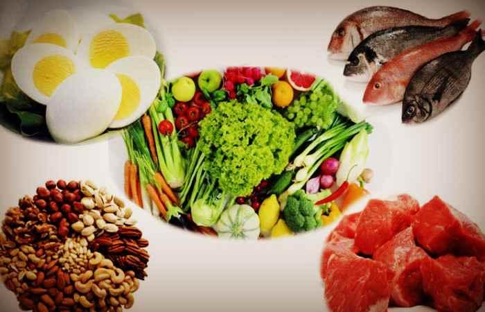 Продукты с содержанием витамина В5