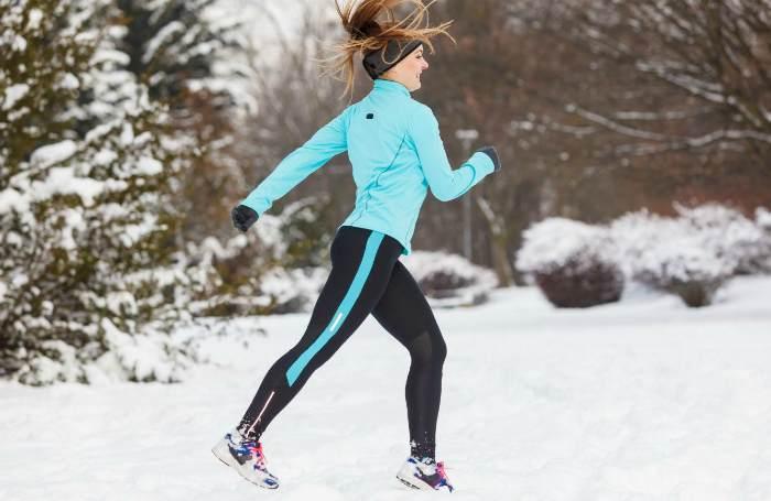 Тайтсы для зимних видов спорта