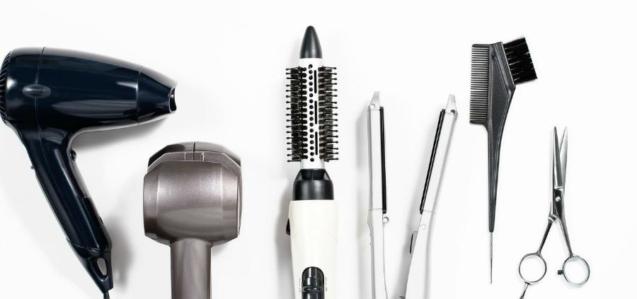 Инструменты по уходу за волосами