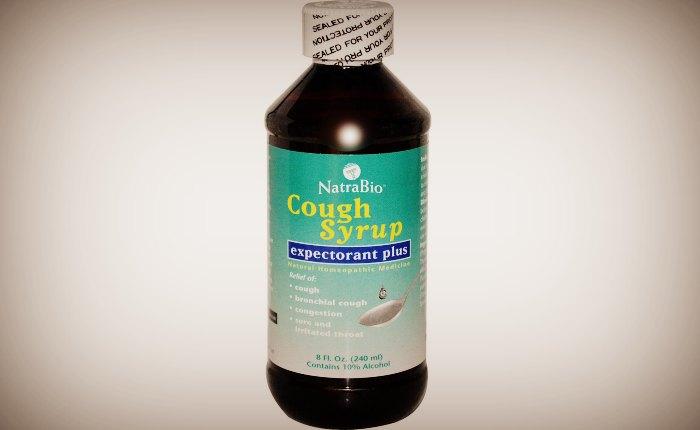 Отхаркивающий сироп от кашля