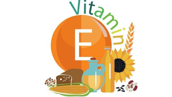 Польза витамина Е для волос